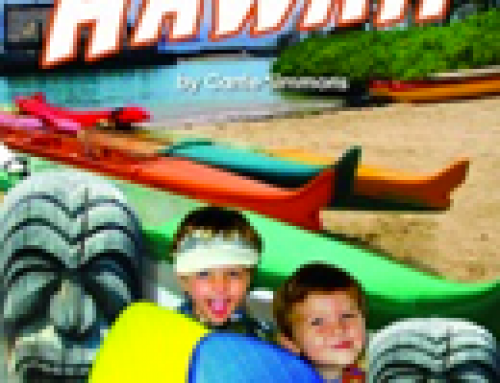 NEW! Nate & Shea's Adventures book series from Travel With Kids