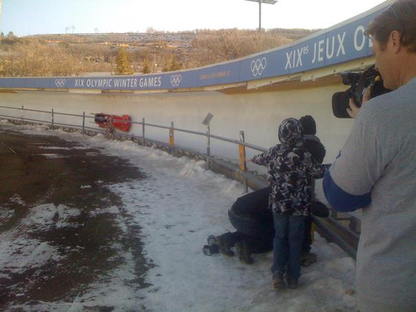Bobsled, Olympic Park, Park City, Utah