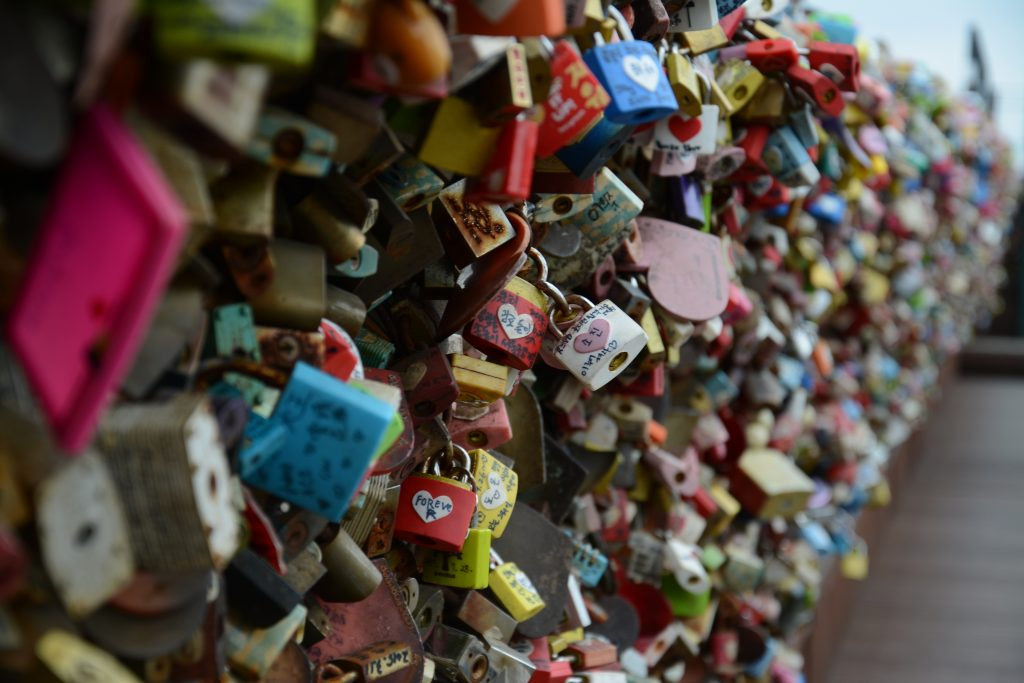Love Locks, Seoul Tower