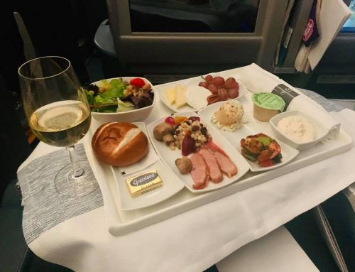 Review: Premium Economy and Business on Condor Airlines