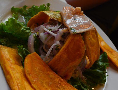 Foodie Friday: Peru Family Travel: Lomo Saltado Recipe